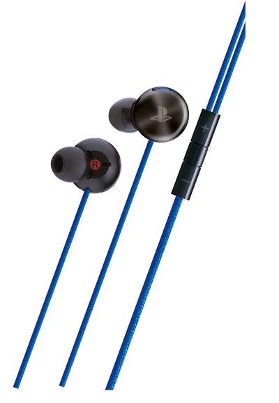 nouveaux écouteurs intra-auriculaires PS4